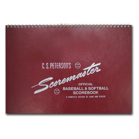 Scoremaster Baseball/Softball Scorebook
